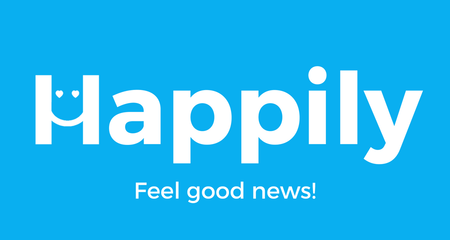 Happily - Feel good news!