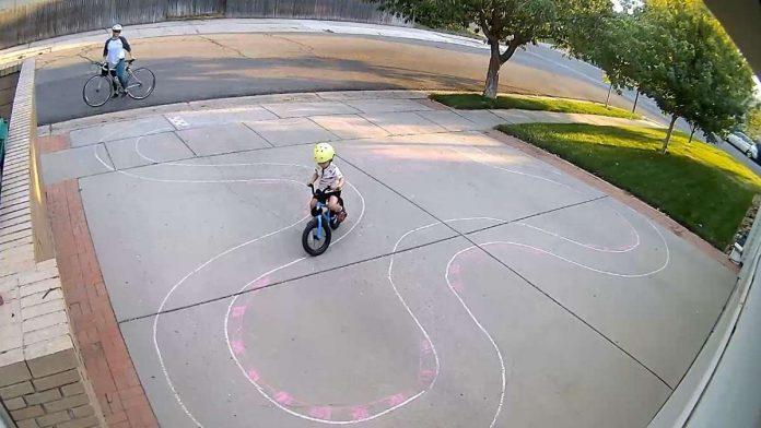 driveway racetrack
