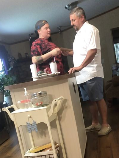 Girl asks stepfather to adopt her
