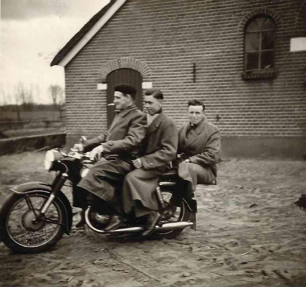 Motorcycle reunion