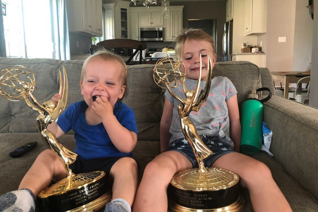 toddlers create movie