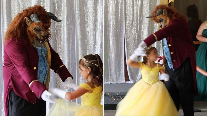 beauty and the beast dance