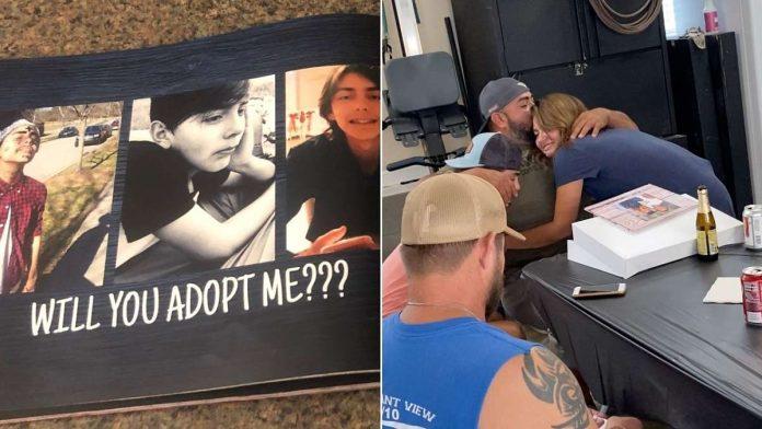 military stepdad adoption