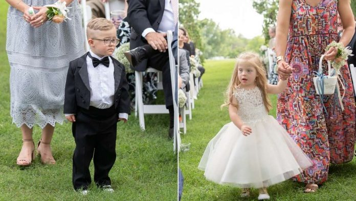 special ed teacher wedding